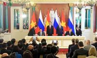 Periplo del presidente de Vietnam a Rusia y Bielorrusia consolida sus lazos históricos