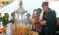 Vietnam sigue con actividades de gratitud a los inválidos y mártires de guerra
