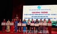 Vietnam sigue con las labores de gratitud a las personas meritorias por la independencia nacional