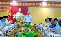 Vietnam se esfuerza para convertir a Ha Tinh en un centro industrial de la zona central