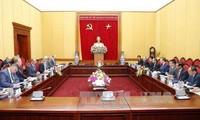 Sector de Seguridad Pública de Vietnam incrementa cooperación con Ministerio del Interior de Rusia