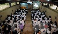 Comienza el campamento de verano para jóvenes residentes en el exterior y los de Ciudad Ho Chi Minh
