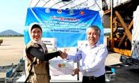 Vietnam sigue con actividades de apoyo a las víctimas de desastres naturales en la región norteña