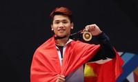 Otra medalla de oro para la halterofilia de Vietnam en los XXIX Juegos del Sudeste Asiático