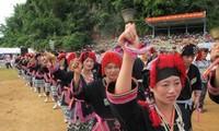 La etnia Dao celebra el Día Nacional de Vietnam