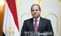 La visita del presidente del Egipto a Vietnam busca escribir nueva página de relaciones bilaterales