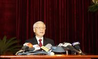 El VI pleno del Comité Central del PCV analiza temas trascendentales para el desarrollo nacional