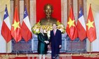 Vietnam y Chile siguen reforzando sus relaciones bilaterales históricas