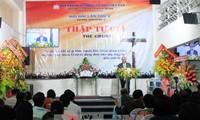 La Asociación de Fraternidad Cristiana de Vietnam inicia su V Congreso