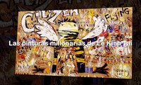 Las pinturas millonarias de Le Kinh Tai