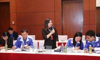 La Unión de Jóvenes Comunistas Ho Chi Minh insiste en renovar el método de trabajo