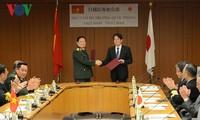 Vietnam y Japón fortalecen la cooperación en defensa para la próxima década