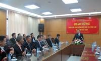 Đoàn cựu giáo viên kiều bào tại Thái Lan kết thúc chuyến thăm Việt Nam