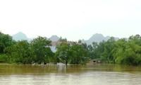 Thành lập 2 đoàn công tác trực tiếp ứng phó với mưa lũ tại các tỉnh Trung Bộ