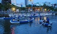Thành phố Hồ Chí Minh phát triển du lịch đường sông