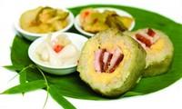 Món bánh dân dã nổi tiếng ở Phú Quốc: Bánh tét cật