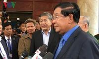 Thủ tướng Vương quốc Campuchia kết thúc tốt đẹp chuyến thăm chính thức Việt Nam