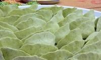 Đặc sản bánh khúc của làng quan họ Bắc Ninh