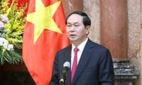 Chủ tịch nước Trần Đại Quang: Tiềm năng quan hệ Việt Nam - Nhật Bản còn rất lớn