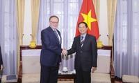 Thúc đẩy quan hệ hữu nghị và hợp tác Việt Nam - Belarus