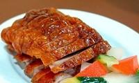 Thịt lợn quay – đặc sản xứ Lạng