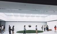 Giới trẻ Hà Nội hào hứng với triển lãm nghệ thuật đương đại