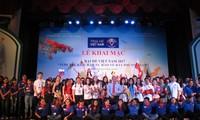Lễ khai mạc  chính thức Trại hè Việt Nam 2017