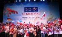 Những hình ảnh đẹp của Trại hè Việt Nam 2017