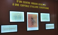 """Ngắm nhìn những ký ức đi cùng năm tháng trong triển lãm """"Dấu ấn văn hóa Pháp qua tài liệu lưu trữ"""""""