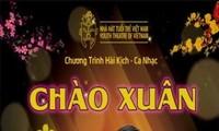 """NSƯT Chí Trung :""""Chào Xuân"""" của Nhà hát Tuổi trẻ sẽ có nhiều điều mới lạ"""