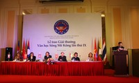 Những tác phẩm đặc sắc trong lễ trao giải thưởng văn học Mê Kông lần thứ 9