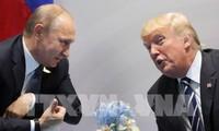Le sommet Trump-Poutine sur les rails