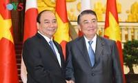 Vietnam y Japón fortalecen cooperación multifacética