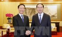 Vietnam valora cooperación con China en materia de frente popular
