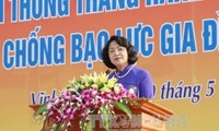 Promueven en Vietnam campaña contra la violencia doméstica.
