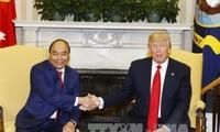 Vietnam ofrece condiciones favorables a las inversiones de las empresas estadounidenses