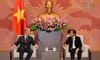 Impulsan la asociación parlamentaria entre Vietnam y Estados Unidos