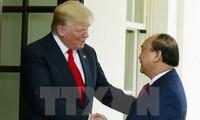 Visita del primer ministro vietnamita a Estados Unidos logra resultado integral