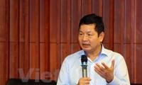 Promueven un programa de acción del sector privado