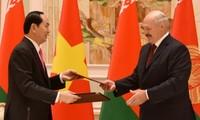 Vietnam y Bielorrusia ratifican voluntad de afianzar relaciones