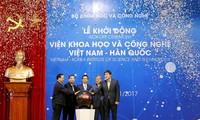 Inauguran el Instituto de Ciencia y Tecnología Vietnam-Corea del Sur