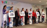 Promueven la imagen de los mares y las islas vietnamitas a través de los sellos