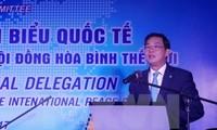 Vietnam estrecha la solidaridad con el mundo
