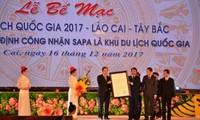Concluye el Año de Turismo Nacional 2017