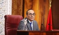 Presidente de la Cámara de Representantes de Maruecos visita Vietnam