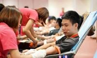 Vietnam celebra el Día Internacional del Donante de Sangre