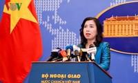 Vietnam rechaza las actividades militares chinas en la isla de Phu Lam