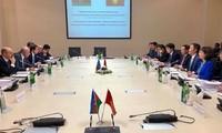 Realizan segunda Reunión del Comité Intergubernamental Vietnam-Azerbaiyán