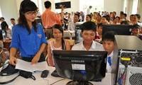 Kerjasama antara Liga Pemuda Komunis Ho Chi Minh dan Korporasi Perposan dan Telekomunikasi