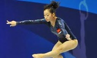 Para atlet Vietnam berpartisipasi pada turnamen-turnamen di kawasan dan dunia.